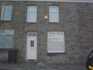 Terraced property in John Street, Hirwaun
