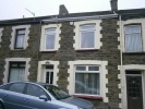 Terraced house in Station Terrace, Dowlais...