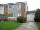 semi detached house in Clos Trafle, Gowerton...