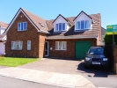 Detached house in The Croft, Loughor...