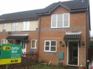 2 bedroom semi detached house in Llys Baldwin, Gowerton...