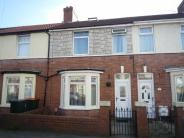 3 bedroom Terraced property in Park Avenue, Newport