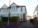 3 bedroom semi detached property for sale in Whitehall Parade, Rumney...