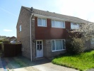 3 bedroom semi detached property to rent in Heol Y Drudwen...
