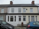 Terraced home for sale in Lionel Road...
