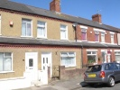 Terraced home for sale in Nesta Road...