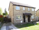 semi detached home for sale in Percival Close...