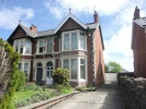 4 bedroom semi detached home for sale in Park Road, Whitchurch...