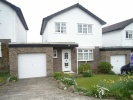 Link Detached House to rent in Heol Sirhwi, Barry...