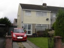 semi detached house in Hadrians Close, Gelligaer