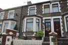 Terraced house in John Street, Bargoed