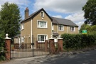 Detached house for sale in New Road, Pengam