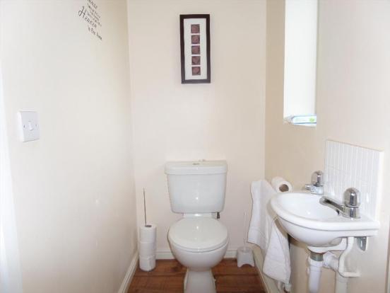 GROUND FLOOR CLOAKS/WC
