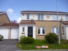 3 bed semi detached house to rent in Charlotte Court, Cockett...