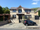 4 bed Detached property for sale in Ffordd Las, Abertridwr...