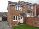 2 bedroom semi detached property in Clos Cwm Garw...