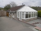Detached Bungalow in Bryn Yr Ysgol, Caledfryn...