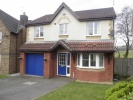 Detached property in Dan Y Deri, Bedwas...