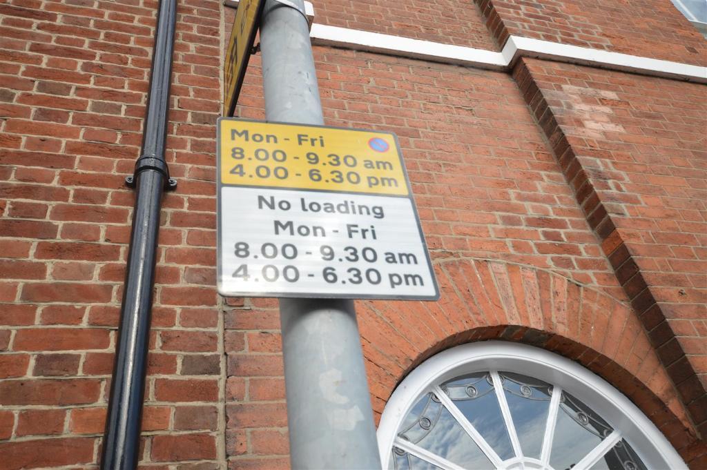 Parking restrictions