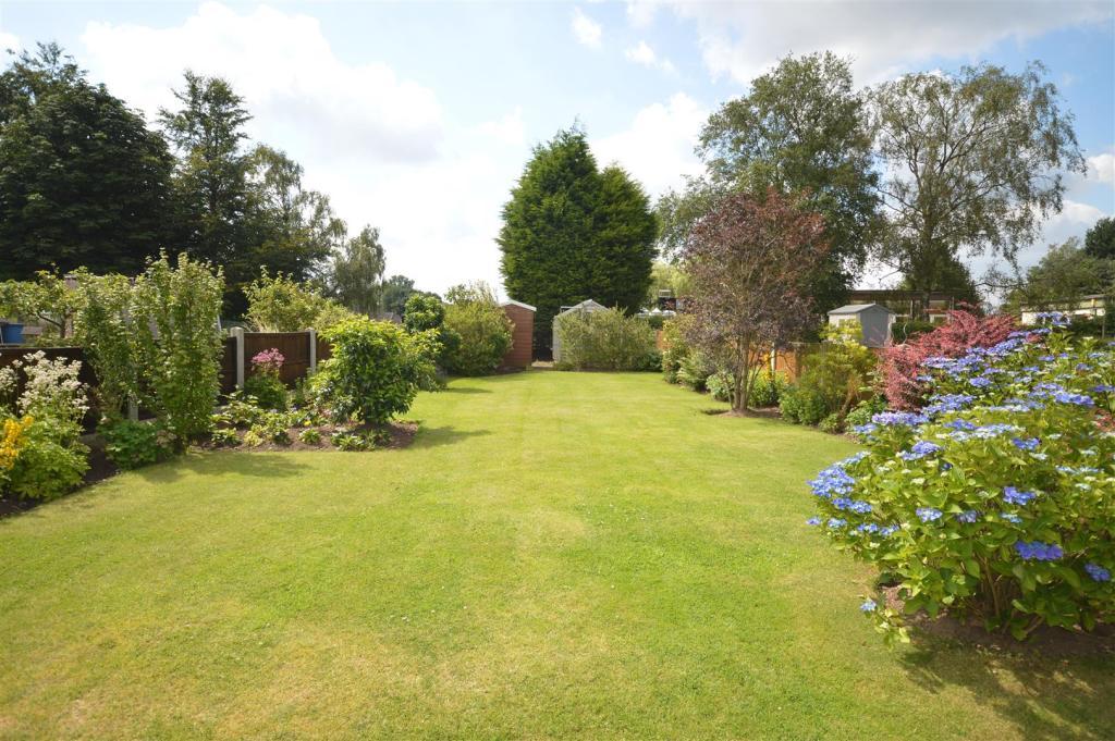 Elevated Lawn Garden