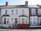 Terraced house for sale in Strathnairn Street...
