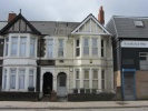 Flat to rent in Whitchurch Road, Heath...