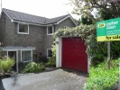 Detached home in Hawfinch Close, Cyncoed...