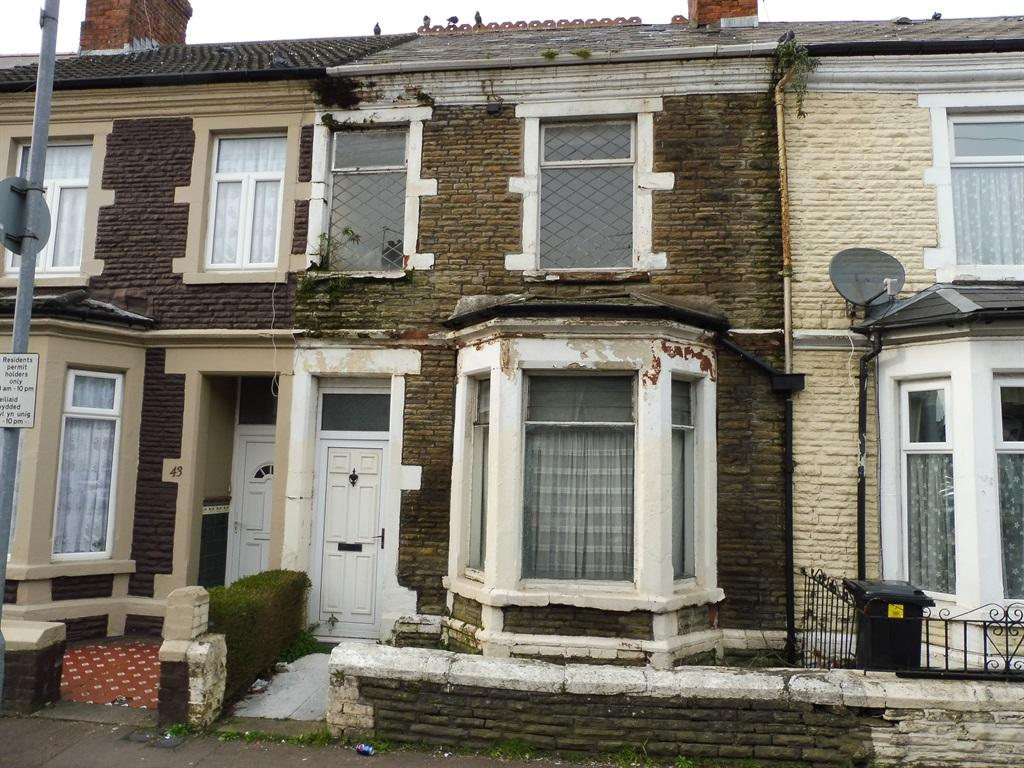 3 bedroom terraced house for sale in strathnairn street