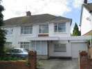 semi detached property in Arnside Road, Pen Y Lan...
