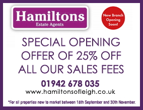 Get brand editions for Hamiltons Estate Agents, Leigh