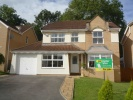 4 bedroom Detached house in Ty Crwyn, Church Village...