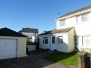 semi detached property for sale in Heol Gwrgan, Beddau...