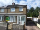 3 bed semi detached property in Hollybush Villas...