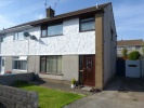 3 bed semi detached property in Heol Ddeusant, Beddau...