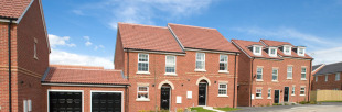 Regency Park by Keepmoat, Land off Balliol Road,