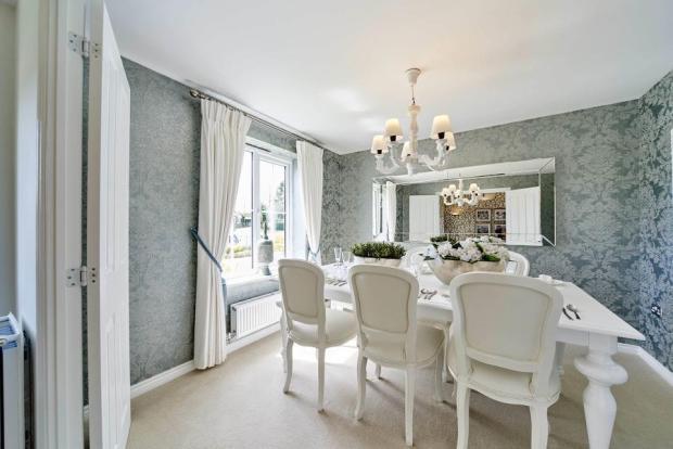 lavenham dining room