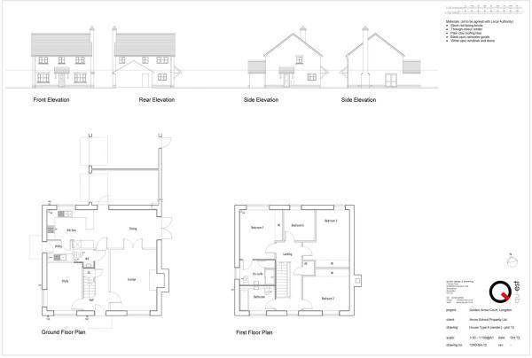 1343-SA-13 - House T