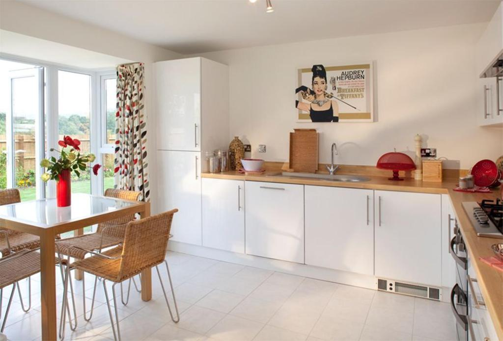 Previous Warwick Show Home Kitchen