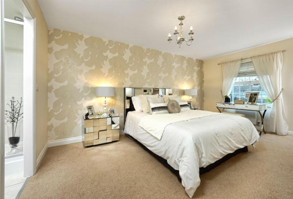 Previous Warwick Show Home Bedroom