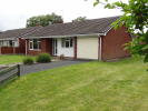 3 bedroom Detached Bungalow in Hawkstone Drive, Wem, SY4