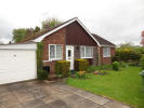 Detached Bungalow for sale in Sun Grove, Wem, SY4