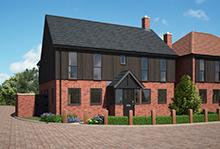 Newland Homes Ltd, Newark Barns