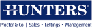 Hunters, Keighley branch logo