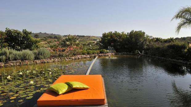 natural lake and views
