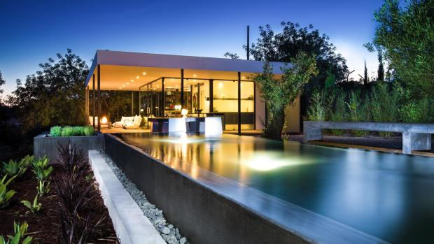 Annex with private plunge pool
