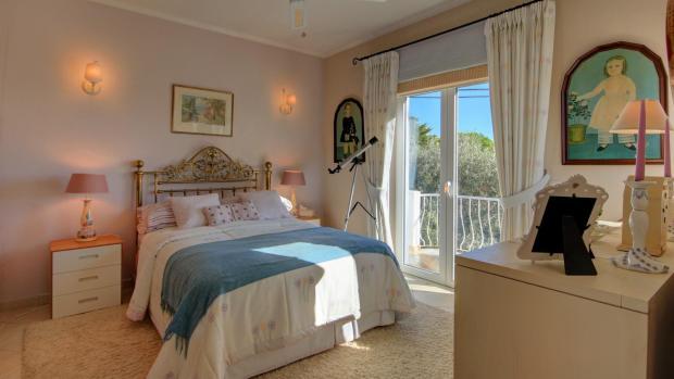 second bedroom with Juliet balcony