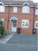 Terraced property in Doctor Garretts Drive...