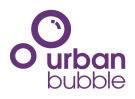 urbanbubble, Manchester logo
