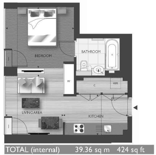 29 Roman House Floor
