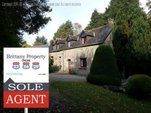 property in Plouray, Bretagne, 56630...